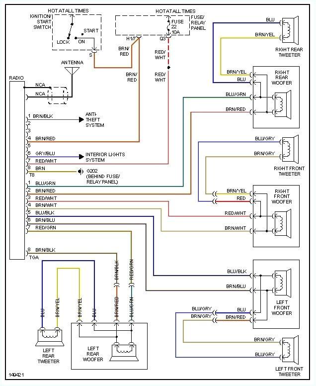 vw mk4 radio wiring diagram radio wiring diagram vw golf wiring of 2003 jetta wiring diagram at 2003 jetta wiring diagram jpg