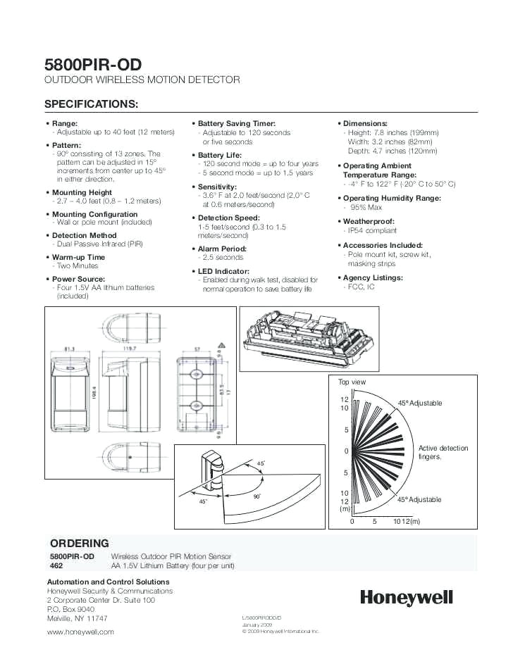 honeywell manual thermostat wiring diagram of honeywell light switch motion detector light switch manual override