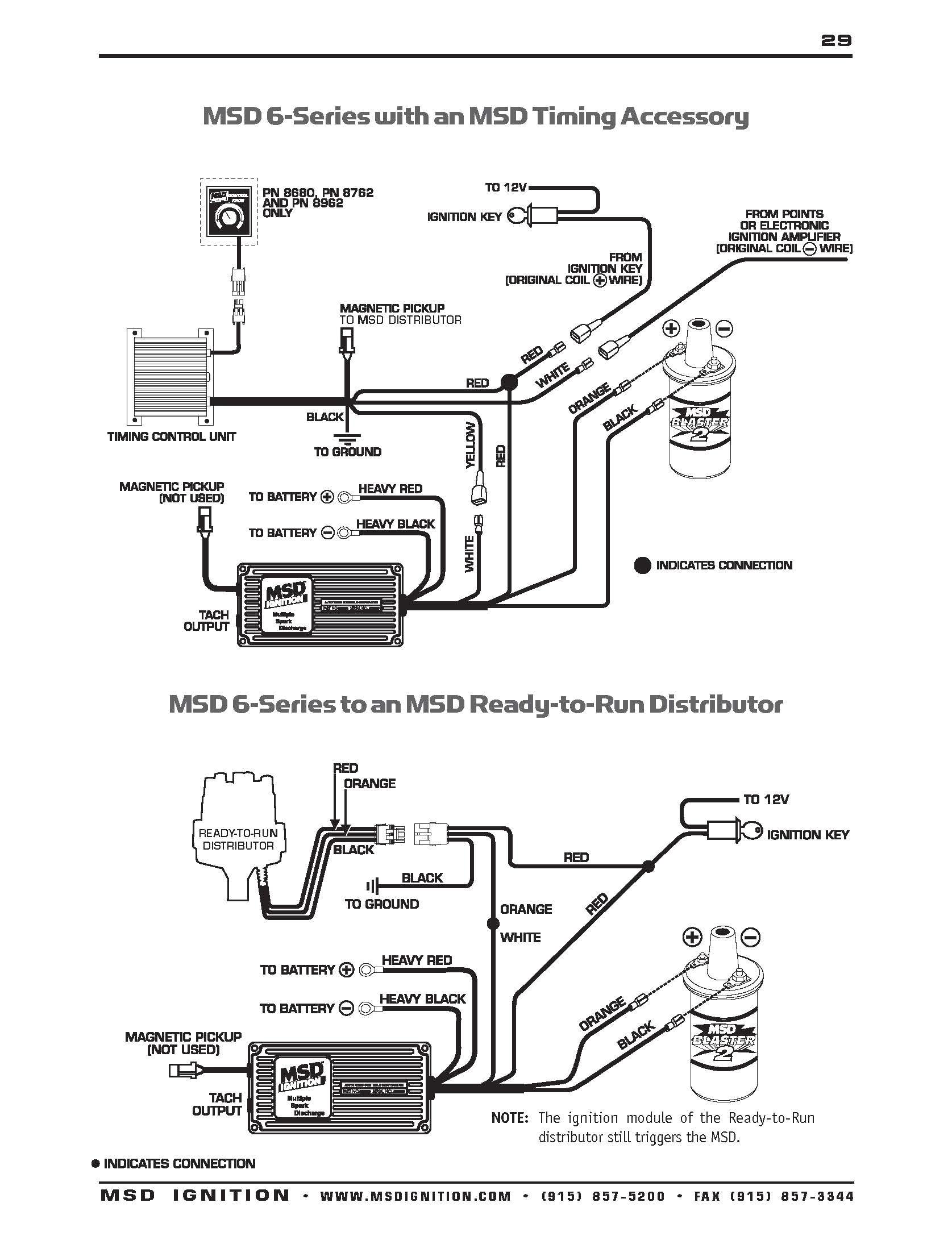 Msd 6462 Wiring Diagram Wiring Diagram Msd 6462 Wiring Diagram