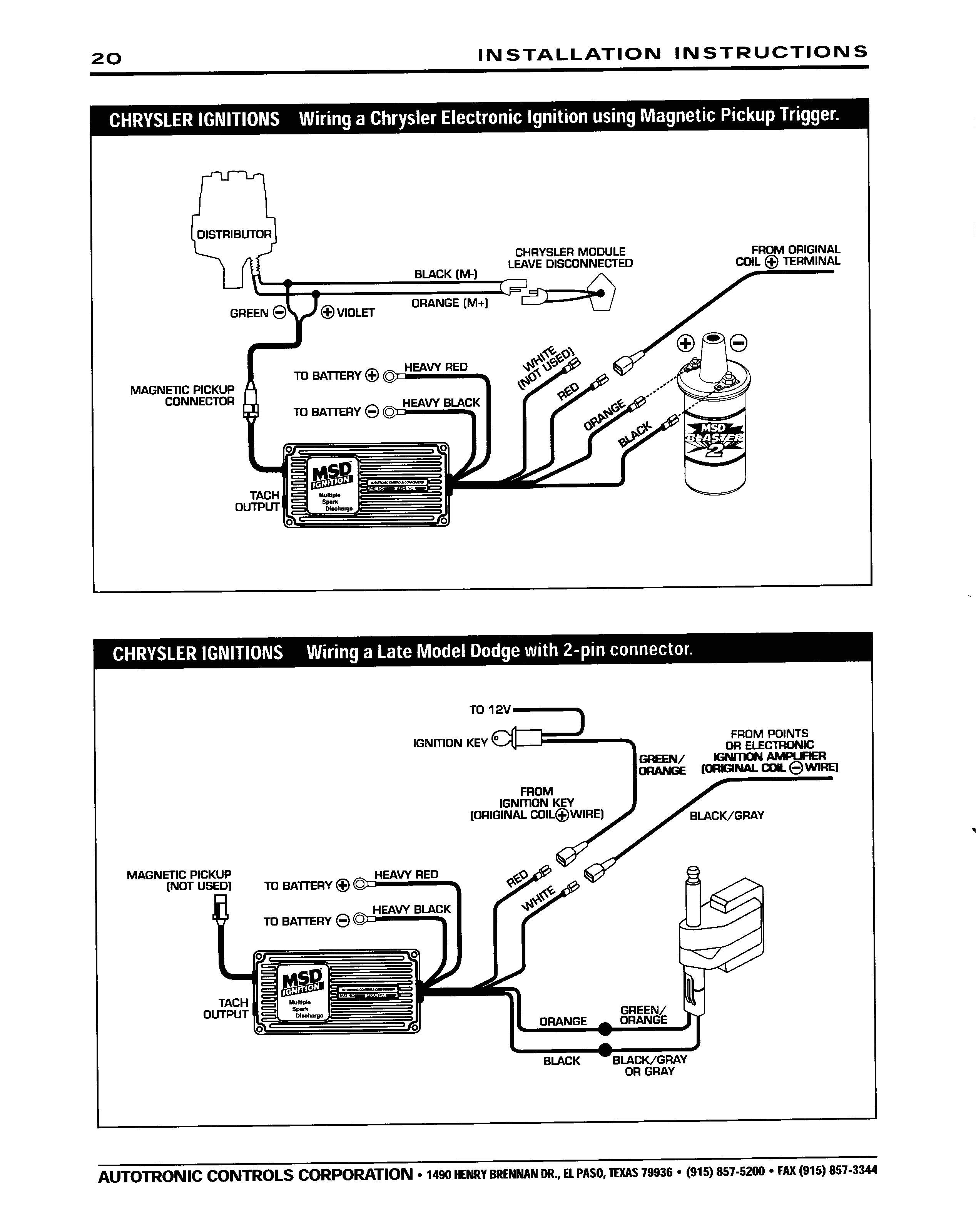 msd box wiring diagram basic electronics wiring diagram