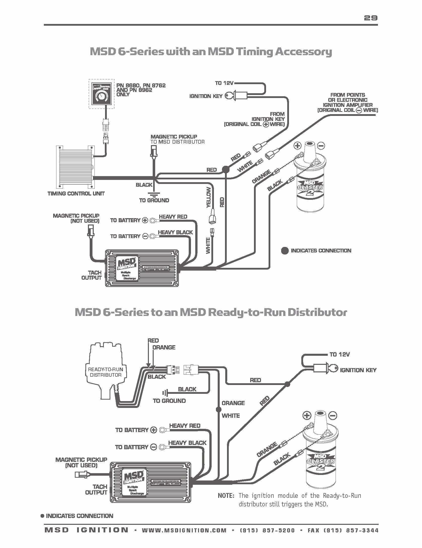 Msd 8350 Wiring Diagram Msd 8350 Wiring Diagram ford Wiring Diagram
