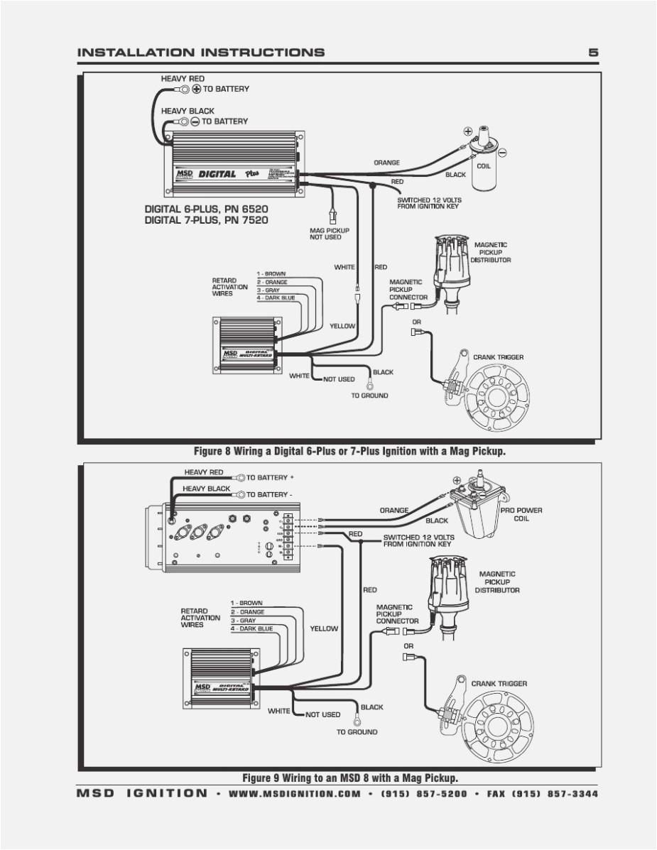 msd 7 wiring diagram wiring diagram schema
