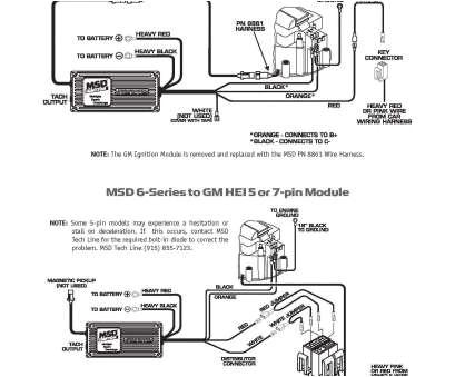 hei msd 6a wiring diagram