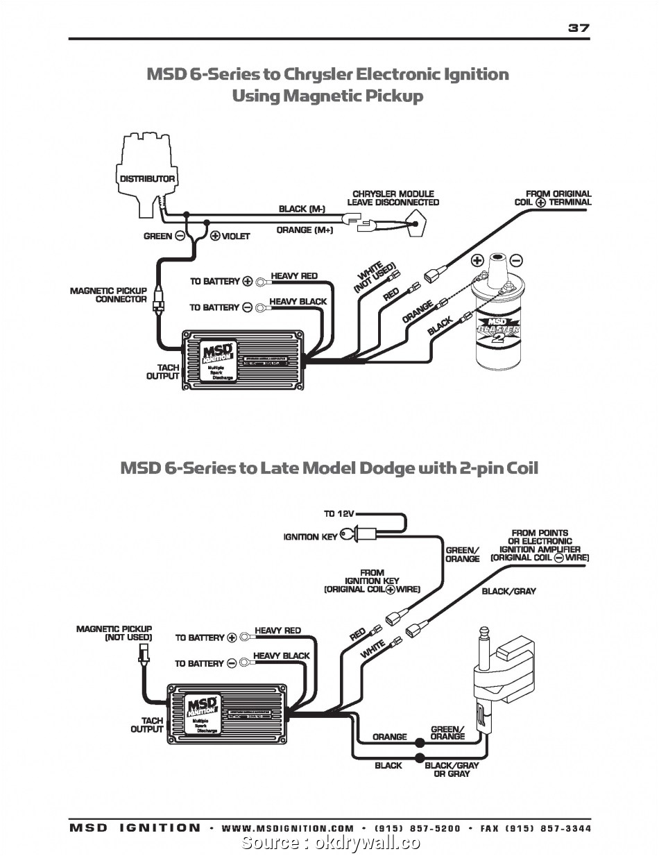 msd 6200 wiring diagram library for ignition electrical website
