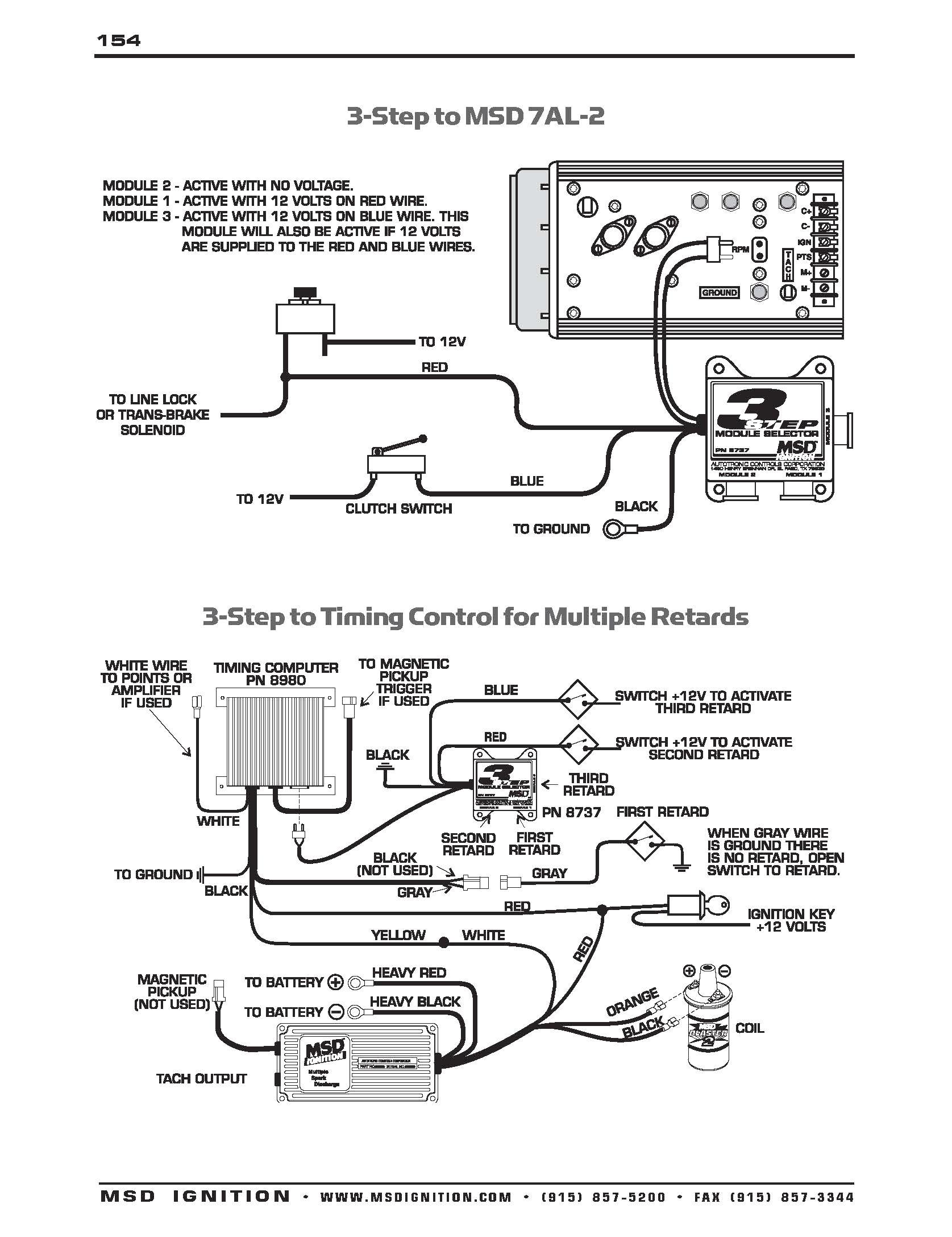 Msd Timing Control Wiring Diagram Msd 6t Wiring Diagram Wiring Diagram Technic
