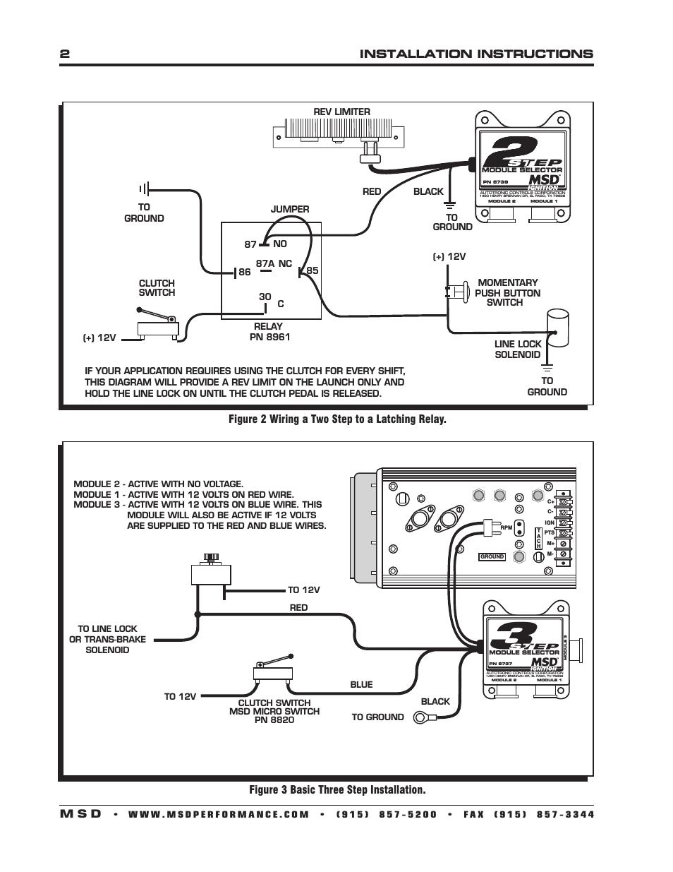 msd 2 step wiring diagram wiring diagram fascinating msd 3 step wiring diagram msd 2 step