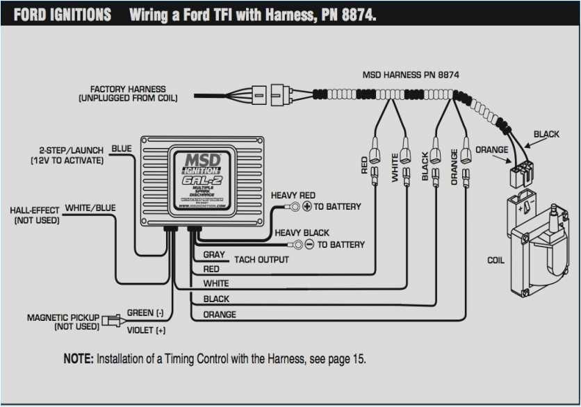 wiring diagram for msd 2 step wiring diagram datasource