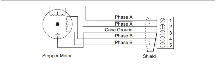 Nema 23 Stepper Motor Wiring Diagram Difference Between 4 Wire 6 Wire and 8 Wire Stepper Motors