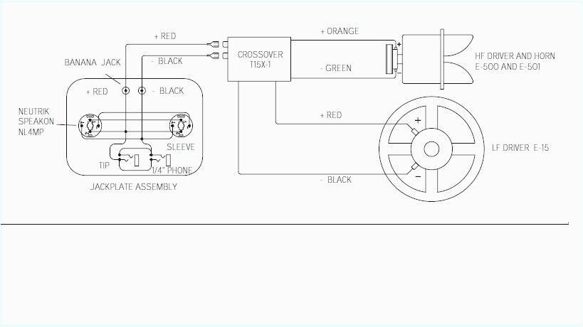 Neutrik Xlr    Wiring       Diagram      autocardesign