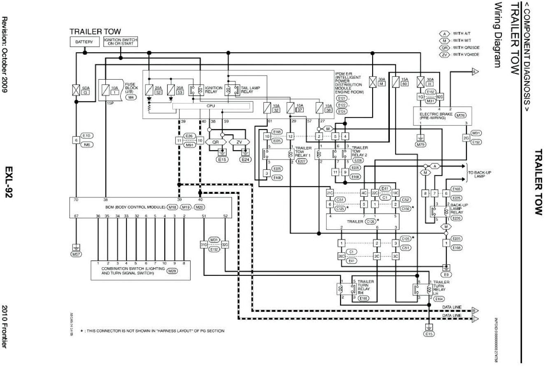 wiring diagram nissan frontier wiring diagram database nissan frontier trailer wiring diagram