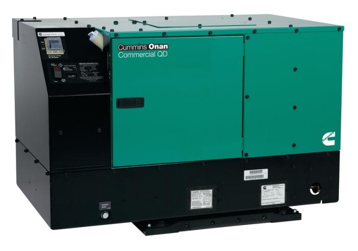cummins onan quiet diesel generators for commerical mobile