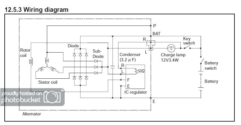 chevy one wire alternator diagram the r connection for on a this diagram 1990 chevy 1500 alternator wiring diagram jpg