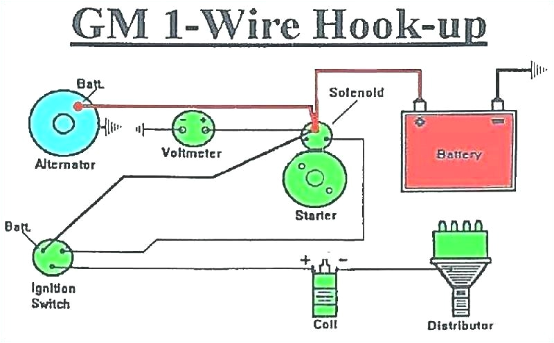 one wire electrical wiring diagrams single wire alternator conversion diagram data wiring wire alternator schematic data wiring diagram 3 wire jpg