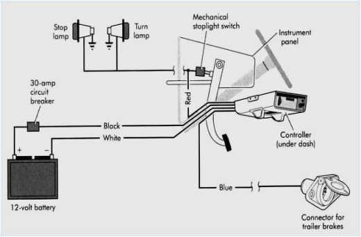 tekonsha wiring diagram com