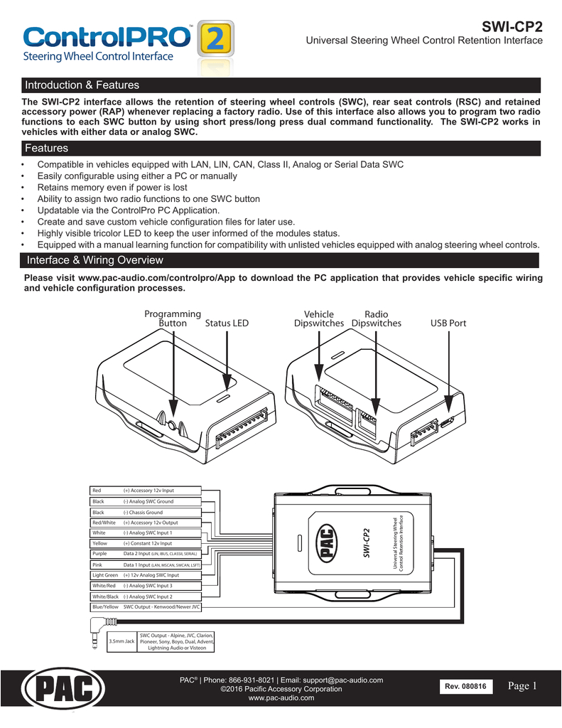 Pac Oem 1 Wiring Diagram Pac Wiring Diagram Wiring Diagram Article Review