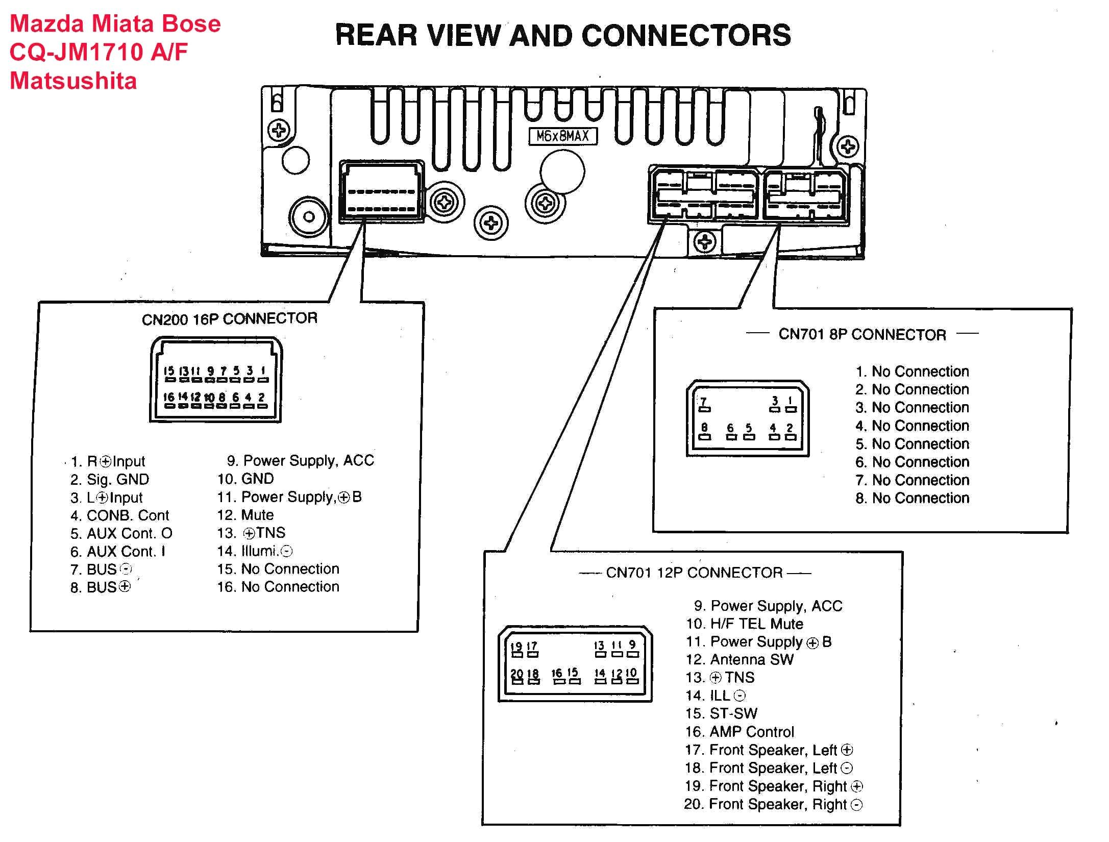 panasonic cq car audio wiring diagram model no df203u wiringpanasonic radio wiring diagram 1 10 nuerasolar