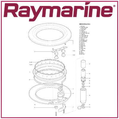 pi ces d tach es spare parts by raymarine raymarine 125 gps wiring diagram st60 seatalk wiring diagram