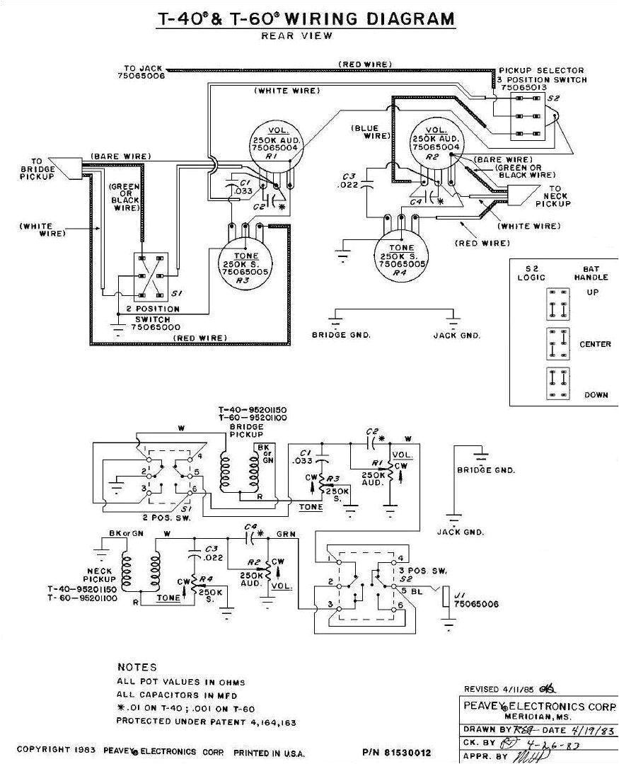 peavey raptor wiring diagram wiring diagram librariespeavey wiring diagrams free wiring diagram for you