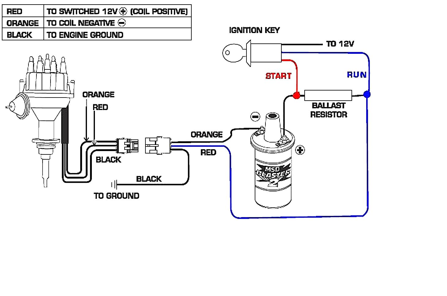 sbc ignition wiring diagram