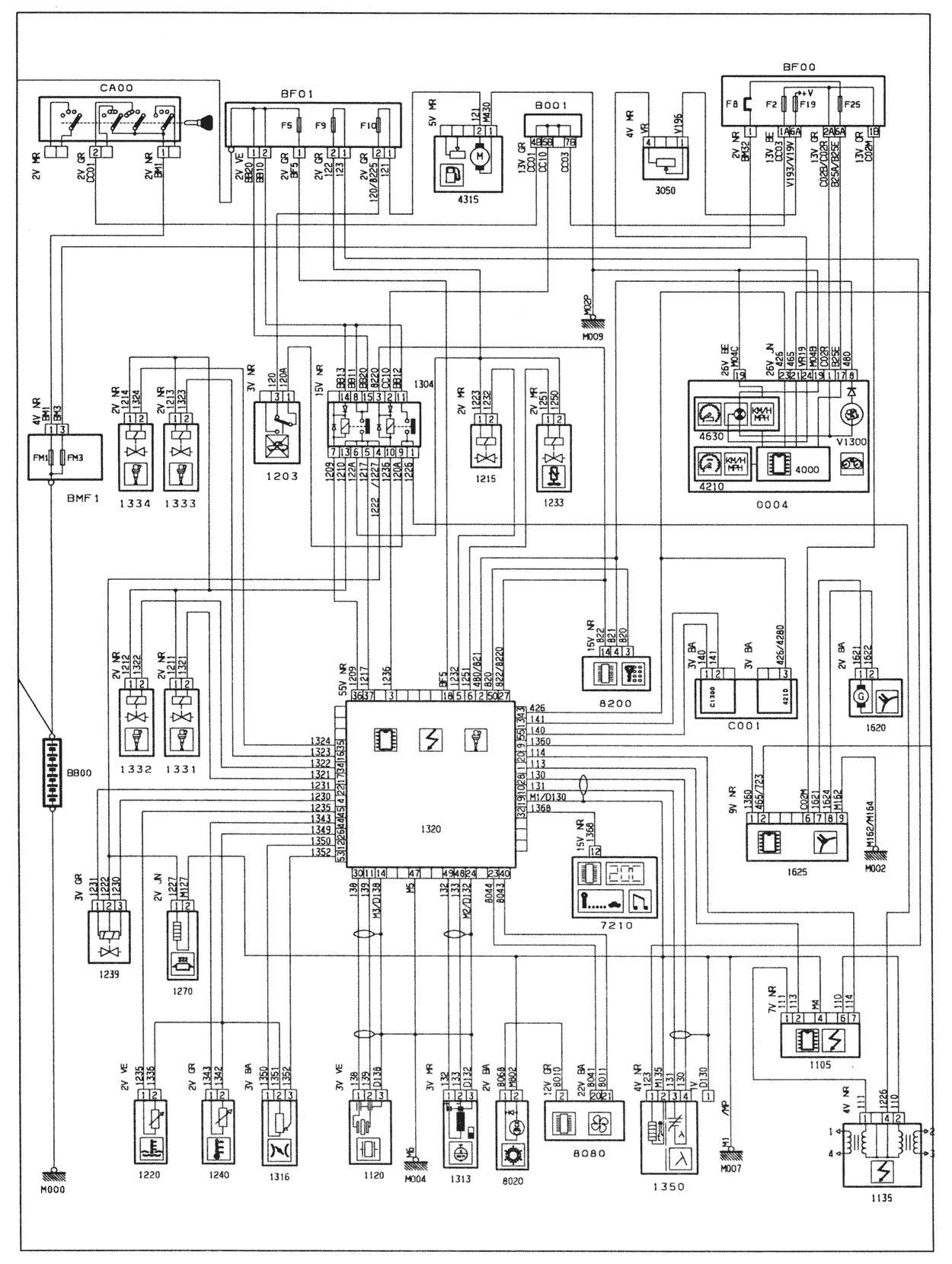 citroen vacuum diagram wiring diagram datasource peugeot 407 vacuum diagram peugeot vacuum diagram