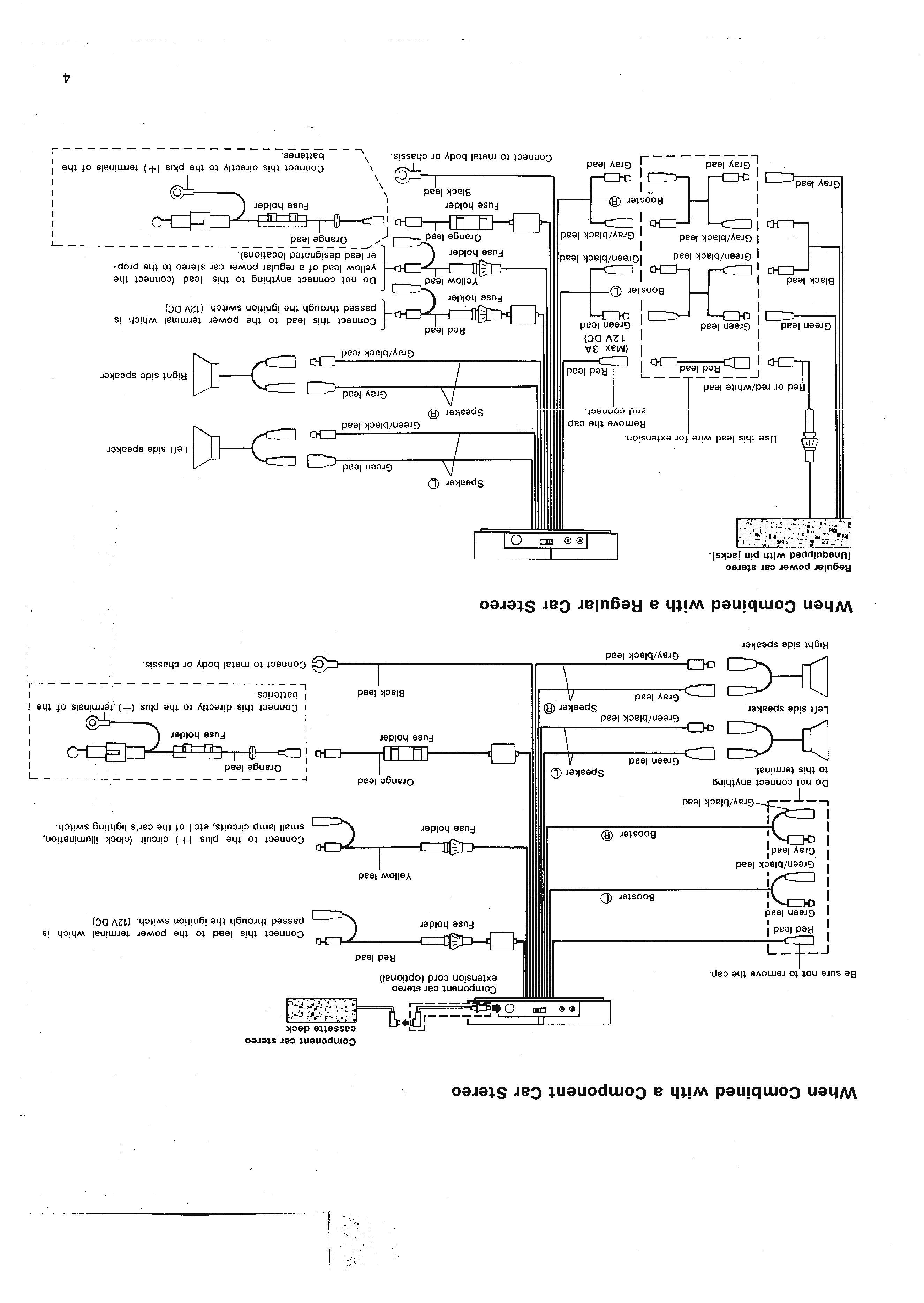 pioneer deh 150mp wiring harness diagram