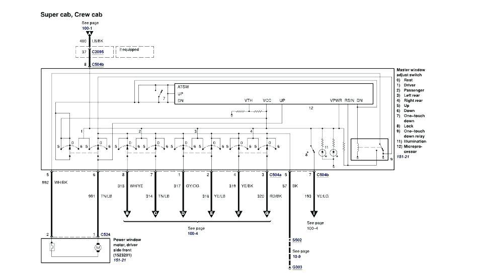 ford wiring diagrams door wiring diagram pageford f 150 door schematic wiring diagram schematic 2014 f