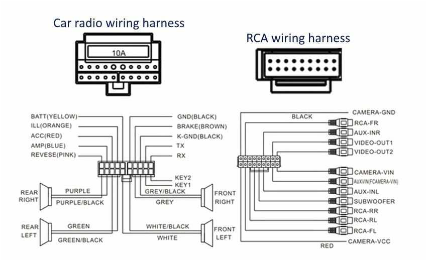 Pioneer Deh X3910bt Wiring Diagram Deh P6800mp Wiring Diagram Akumal Us