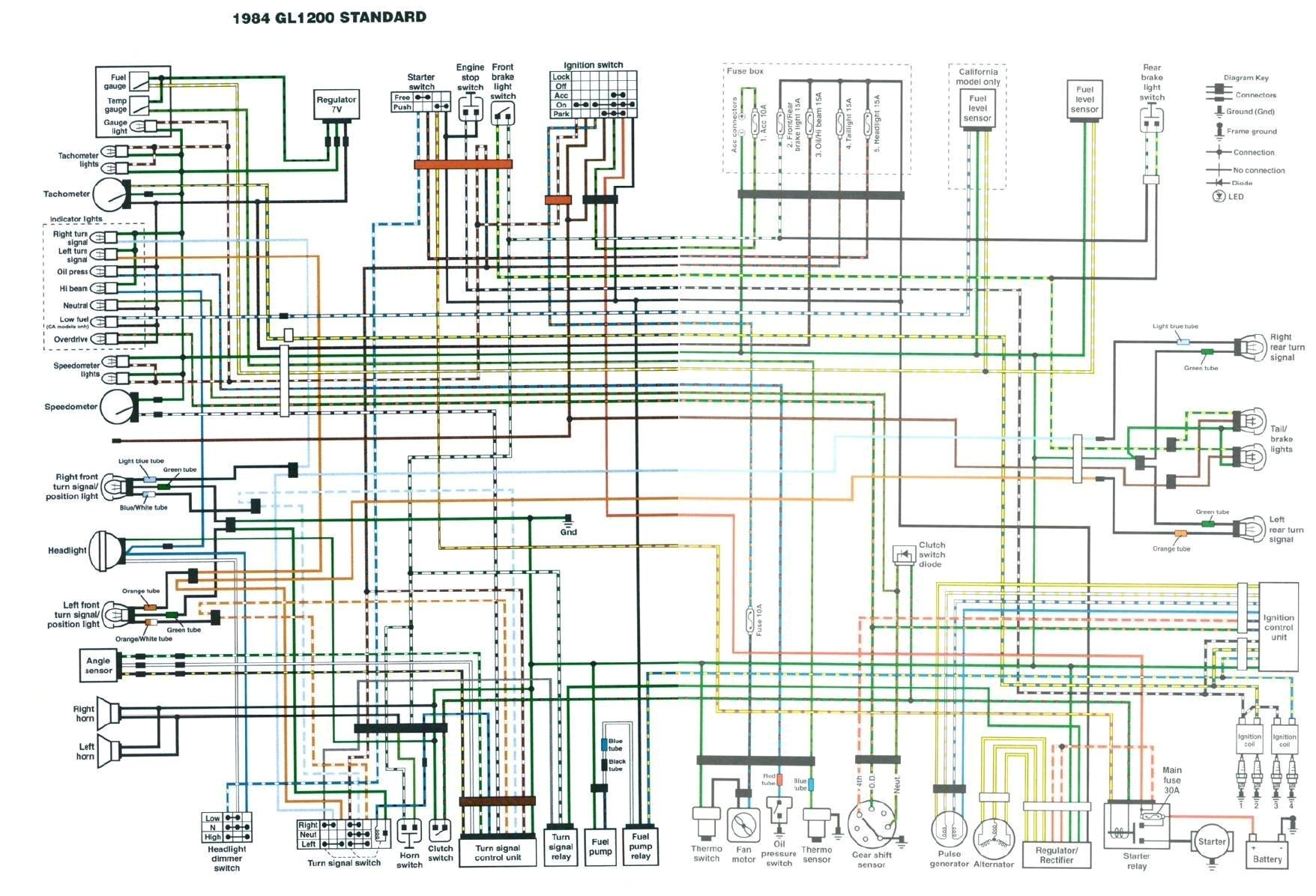 1984 honda nighthawk 650 wiring diagram fresh ignition goldwing switch 1 wiring diagram 987honda enthusiast