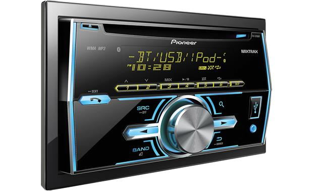pioneer fh x700bt cd receiver at crutchfield com pioneer wiring installation pioneer fh x700bt other