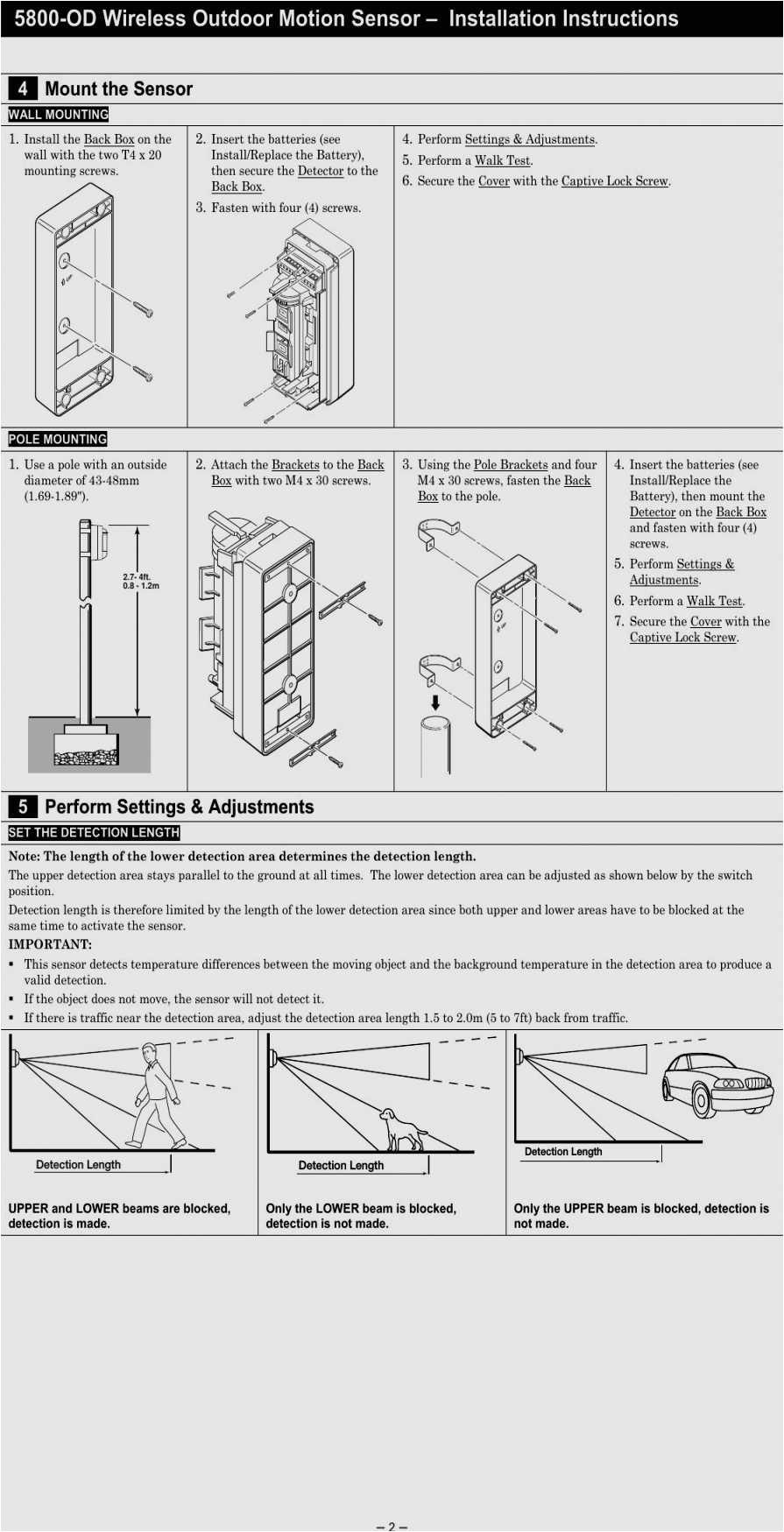 Pir Sensor Light Wiring Diagram Pir Motion Sensor Wiring Diagram Wiring Diagrams