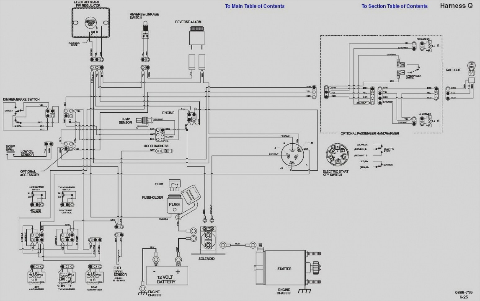 Polaris Ignition Switch Wiring Diagram Polaris Ignition Wiring Diagram Wiring Diagram Database