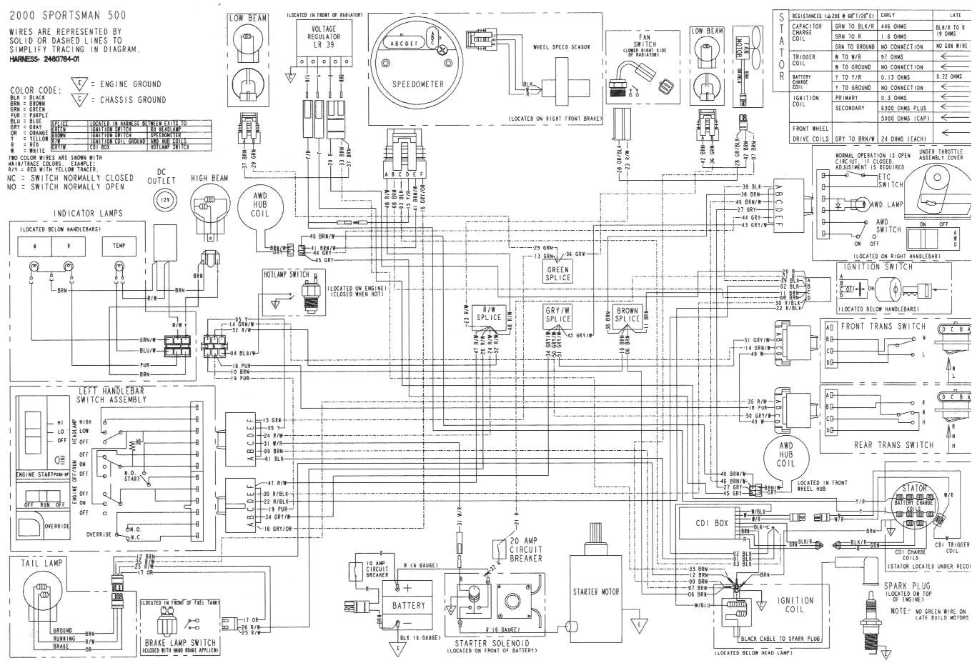 wiring diagram for polaris wiring diagram paper