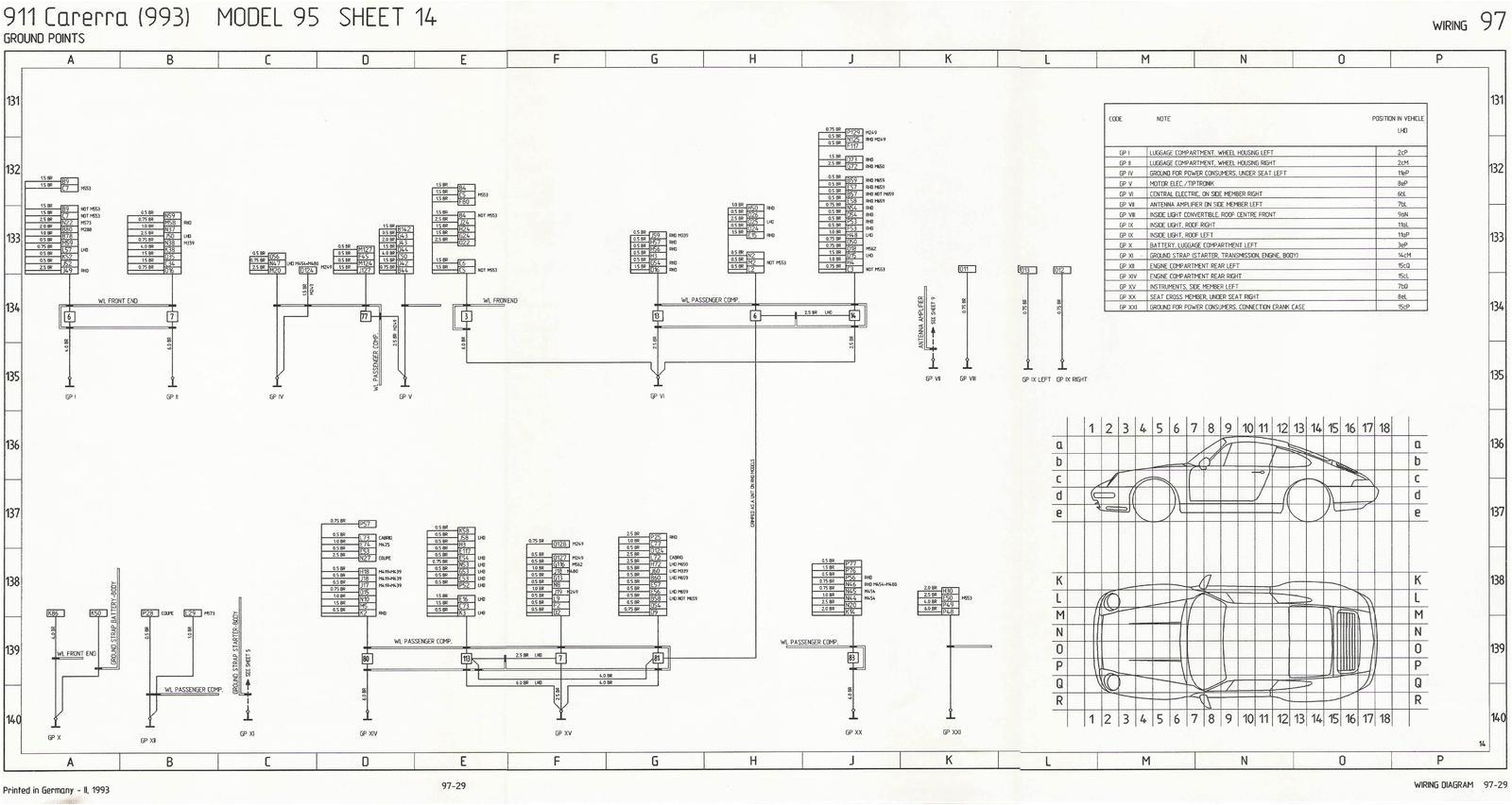 porsche 993 engine wiring diagram wiring diagram user porsche 993 radio wiring diagram porsche 993 wiring diagram