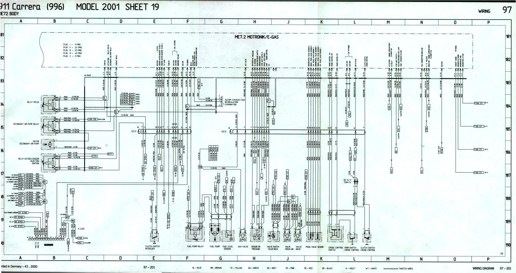1972 porsche 911 wiring diagram 1966 harness custom