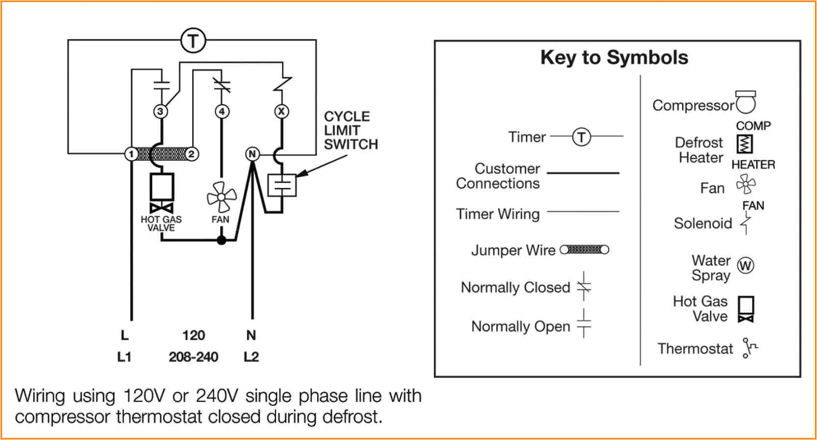precision defrost timer wiring diagram beautiful 208v defrost timer wiring diagram plete wiring diagrams