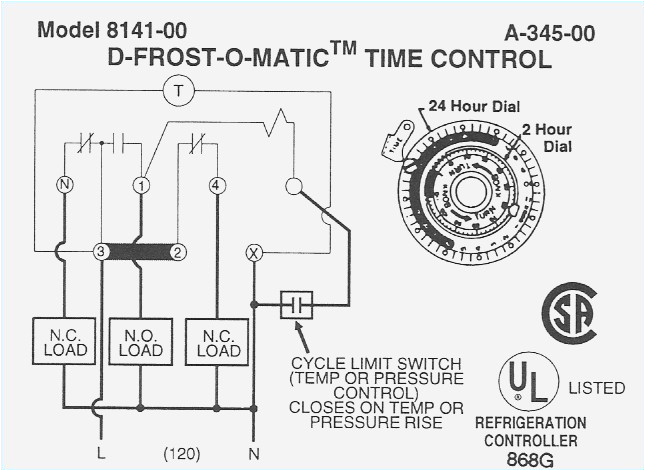 precision defrost timer wiring diagram luxury defrost timer wiring diagram bestharleylinksfo