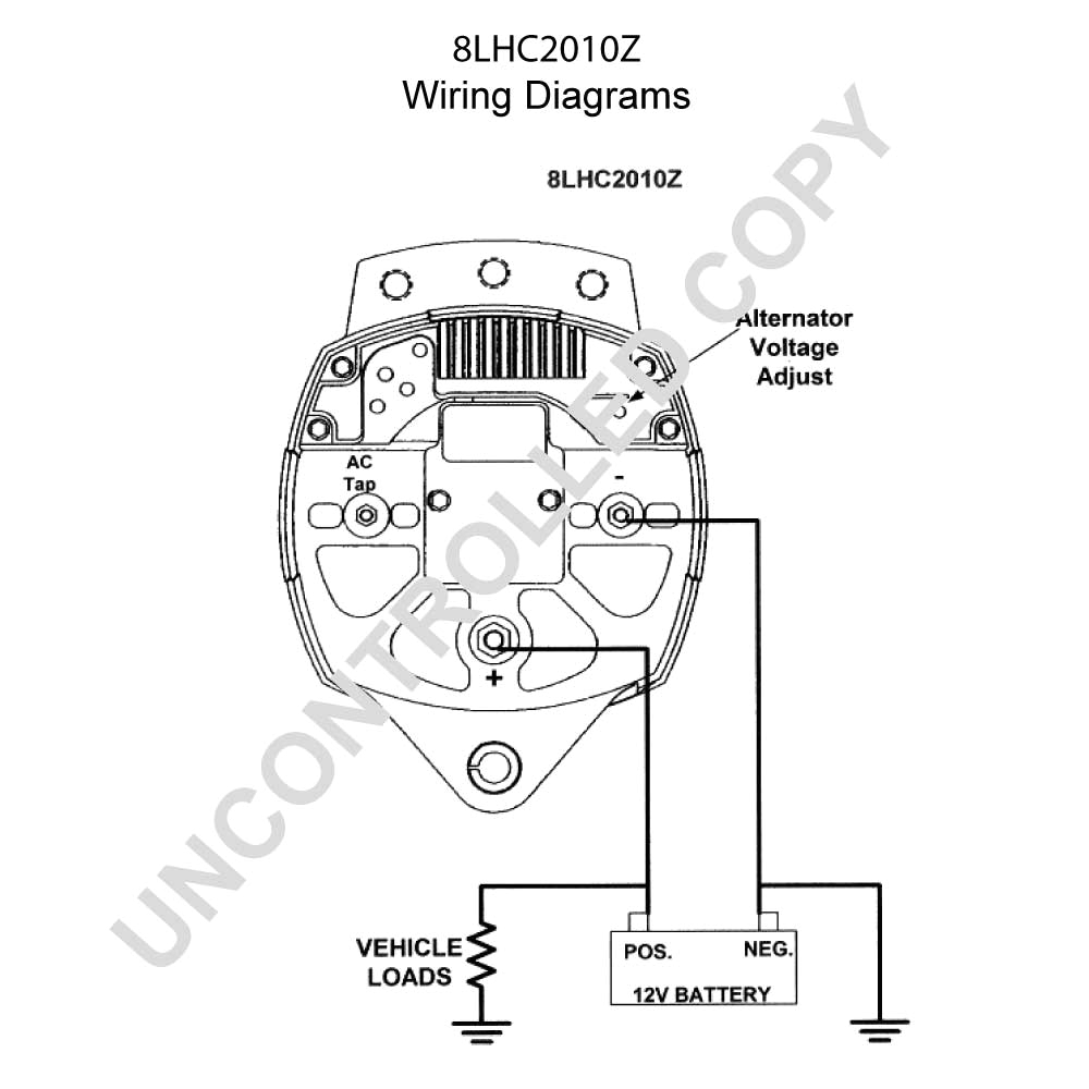 8lhc2010z wiring diagram