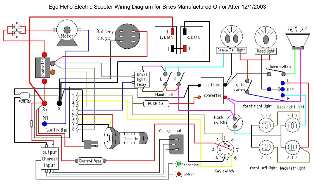 e scooter circuit diagram wiring diagram info chinese electric scooter wiring diagram