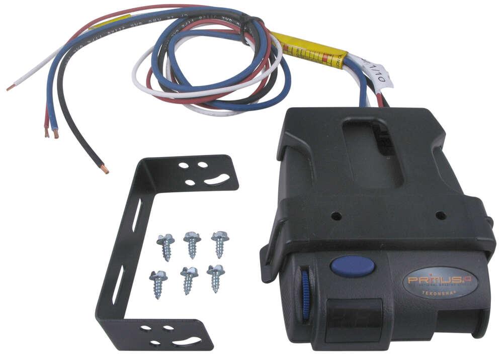 tekonsha primus iq trailer brake controller 1 to 3 axles proportional tekonsha brake controller tk90160
