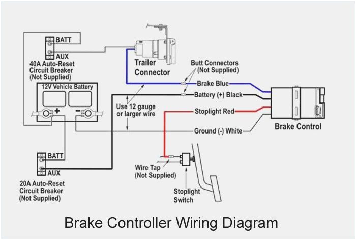 Prodigy Trailer Brake Controller Wiring Diagram Tekonsha Prodigy Wiring Diagram Wiring Diagram Centre