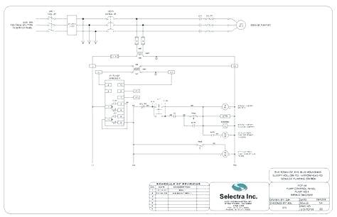 Pump Control Panel Wiring Diagram Schematic A Duplex Schematic Wiring Manual E Book