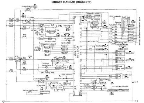 Rb26 Wiring Diagram Wiring Diagram Nissan 1400 Bakkie Wiring Diagram Show