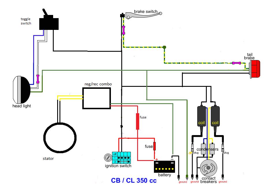 custom wire diagram wiring diagram repair guides emerson custom wiring diagram cl 350 minimal wiring diagram