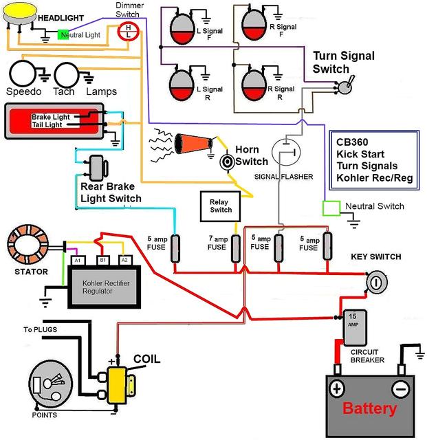 cb750 chopper wiring box manual e book sohc cb750 chopper wiring harness for