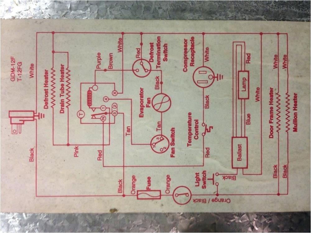 Refrigerator Defrost Timer Wiring Diagram Mars Defrost Timer Wiring Diagram How to Wire Off Delay Battery