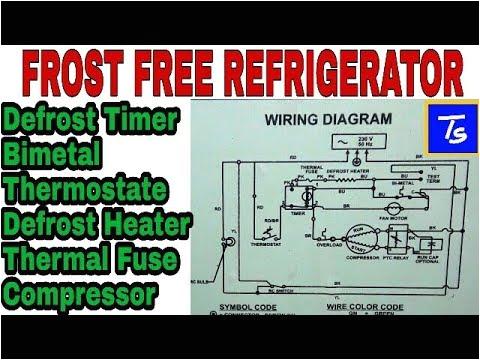 Refrigerator Defrost Timer Wiring Diagram Wiring Diagram Refrigerator Mitsubishi Wiring Diagram Insider