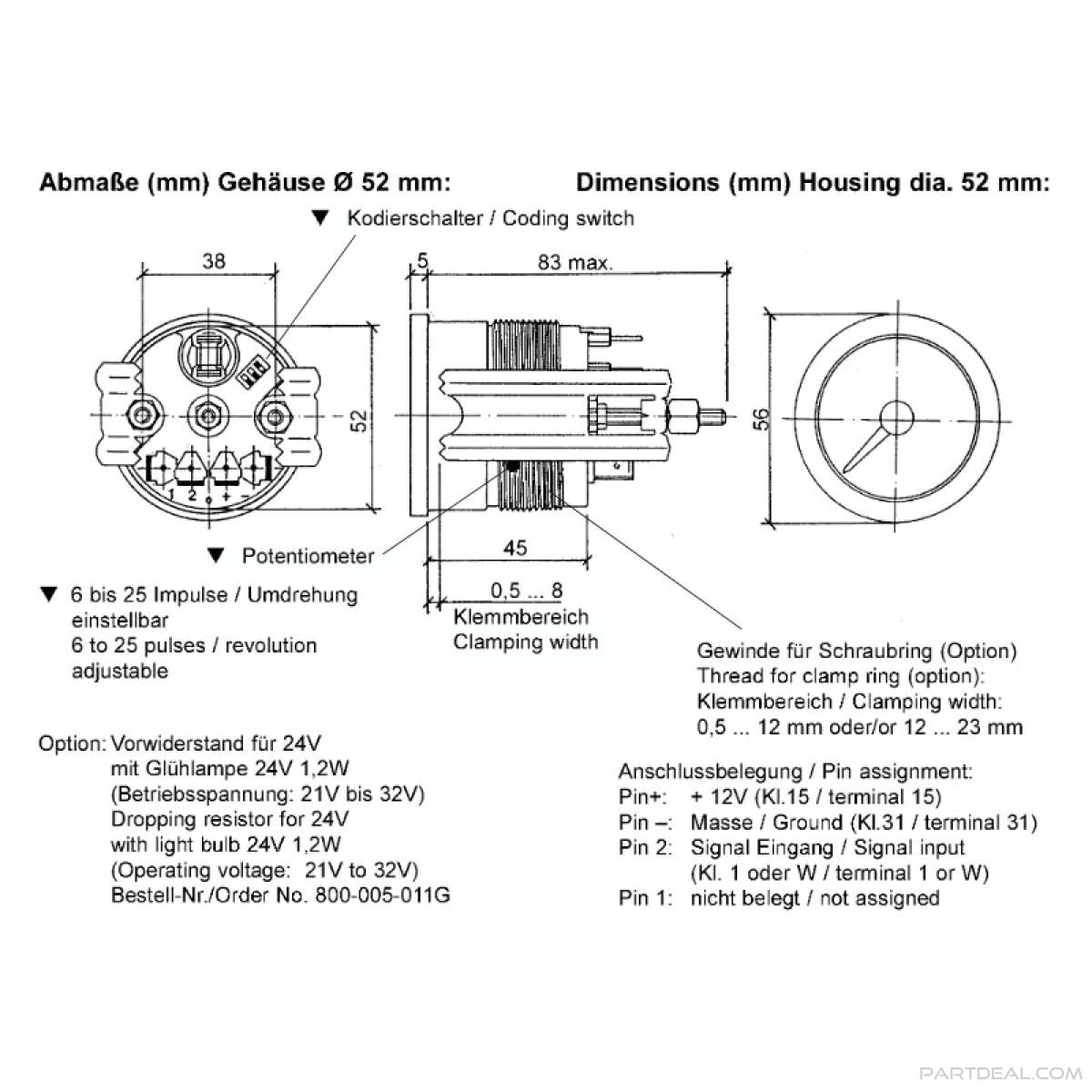 wrg 2562 0 5 mustang tach wiring 0 5 mustang tach wiring