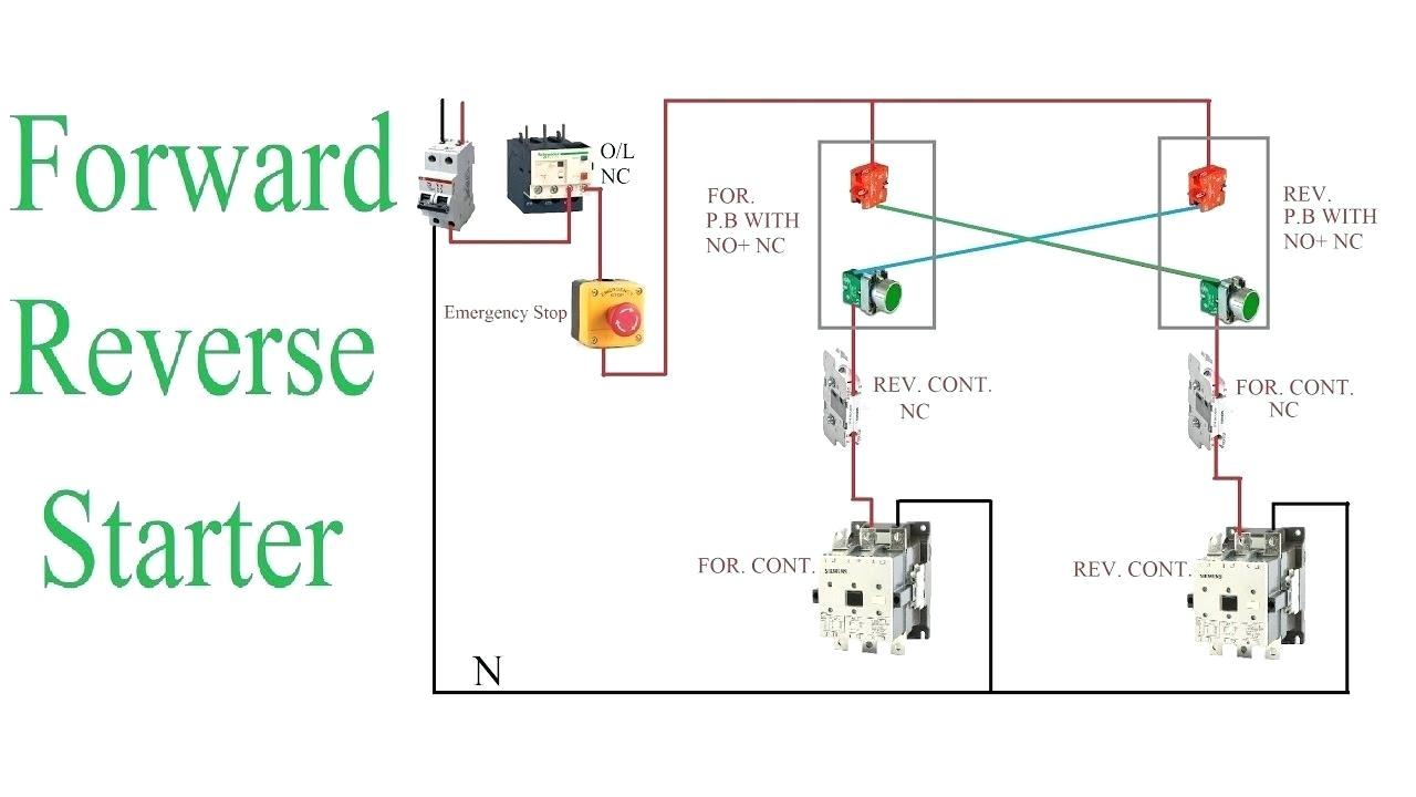 Reversing Single Phase Motor Wiring Diagram and Reverse Motor Diagram Motor Repalcement Parts and Diagram
