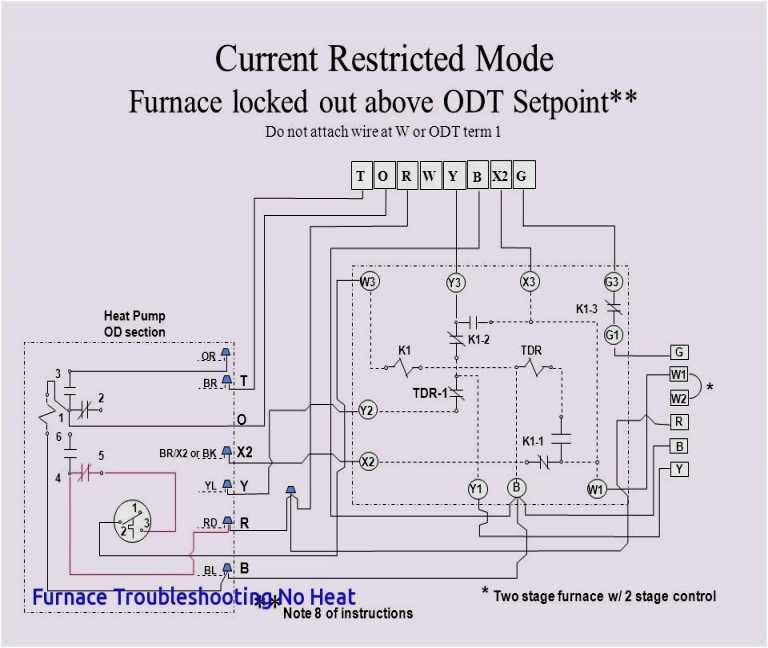 lennox wiring diagram lennox furnace wiring diagram beautiful rheem heat pump thermostat concept