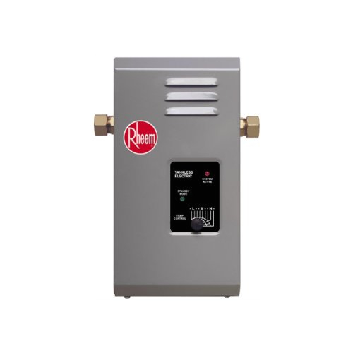 rheem rte 3 electric tankless water heater 1 5 gpm